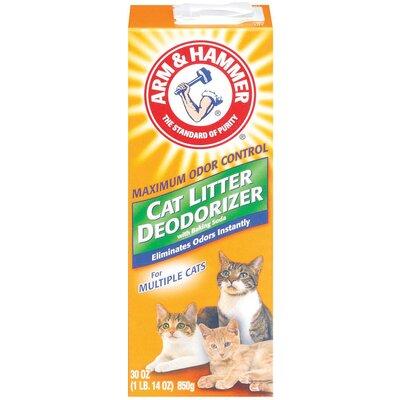 Cat Litter Deodorizing Powder (set Of 9) Arm & Hammer