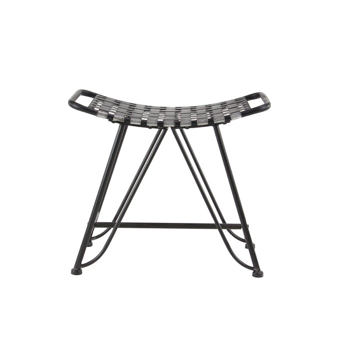 Magnificent Kurland Industrial Iron Woven 19 Bar Stool Ibusinesslaw Wood Chair Design Ideas Ibusinesslaworg