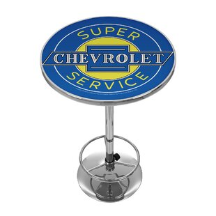 Chevy Super Service Pub Table