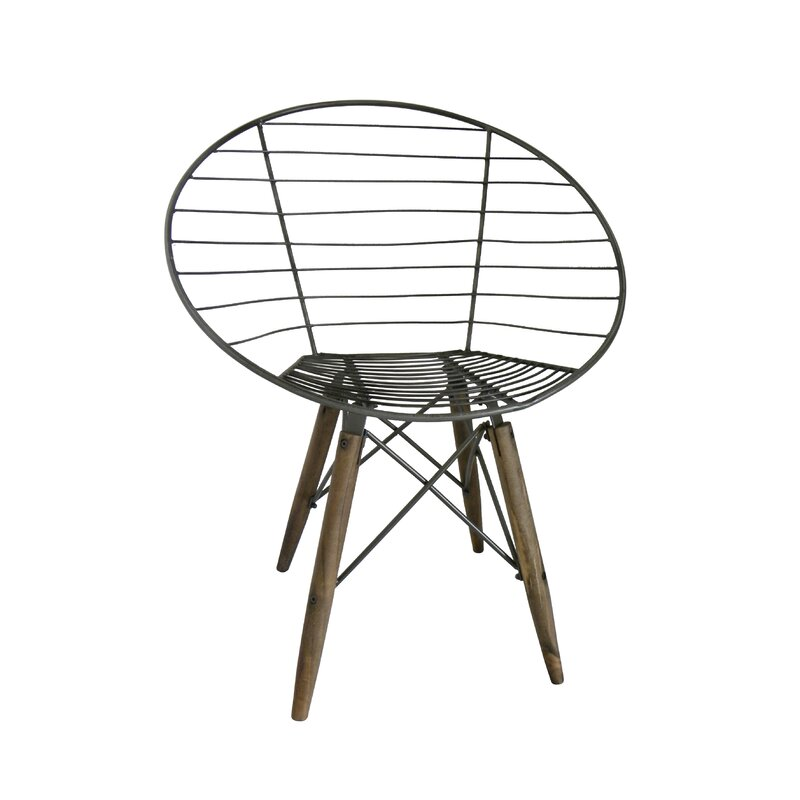 Attractive Molina Wire Armchair