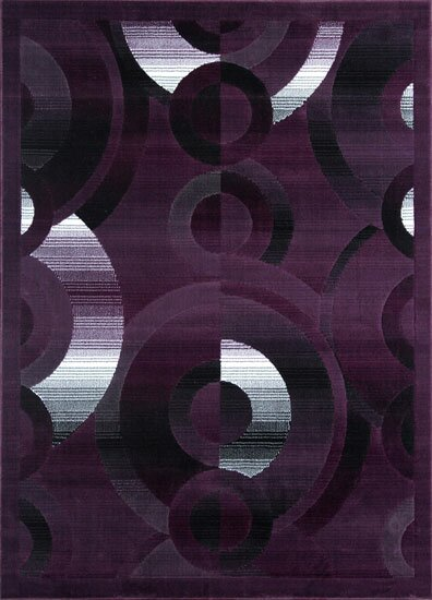 Barnhouse Purple Area Rug