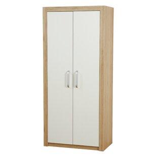 Louisa 3 Door Wardrobe By Roba
