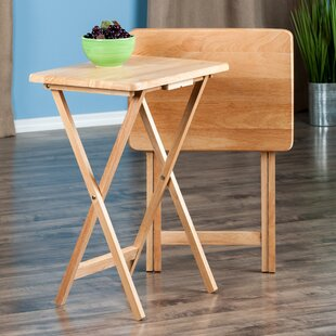 Jacobsen Snack Tray Table Set Of 2