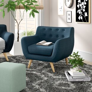 Matteo Armchair by Langley Street
