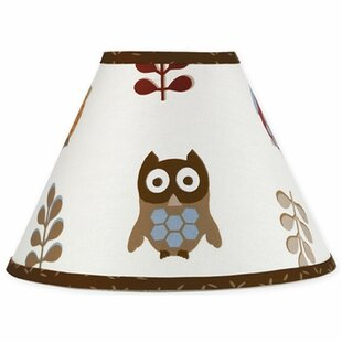 Reviews Night Owl 10 Cotton Empire Lamp Shade By Sweet Jojo Designs