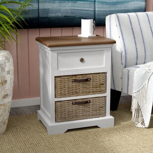 Cleveland End Table With Stora..