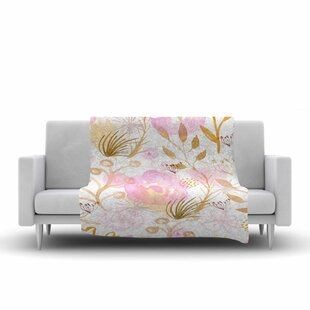Compare & Buy Li Zamperini Spring Time Fleece Blanket ByEast Urban Home