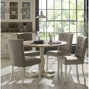 Faycelles Dining Set With 4 Chairs By August Grove