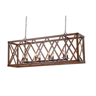 CWI Lighting Marini 8-Light Kitchen Island Pendant