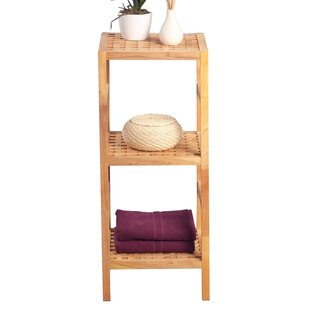 Barnstaple 36 x 85cm Bathroom Shelf by Metro Lane