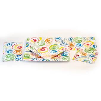 Boston International 88 Piece French Fleur De Lis Paper Disposable Party Pack Wayfair