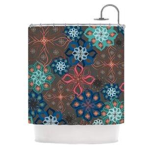 Floral Arrangements Shower Curtain