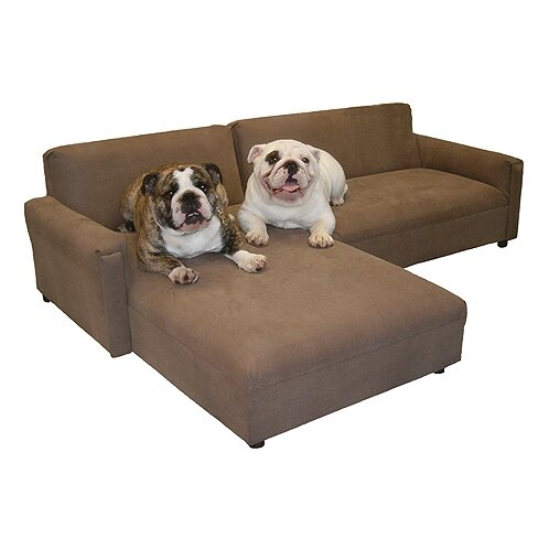 Superbe BioMedic Pet Modular Sectional Dog Sofa