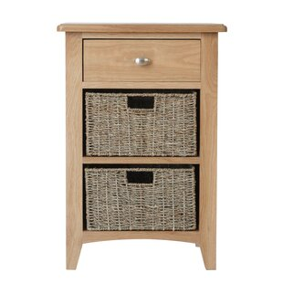 Captiva 50cm X 75cm Free-Standing Cabinet By August Grove