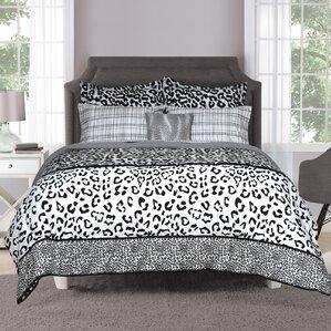 animal print bedding you'll love   wayfair