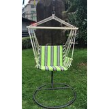 Broadnax Cotton and Polyester Chair Hammock