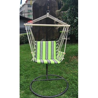 Broadnax Cotton And Polyester Chair Hammock by Freeport Park New Design