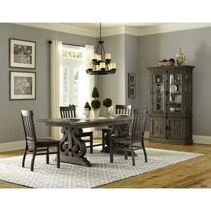 Roswell 5 Piece Dining Set by One Allium Way