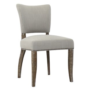 Laverock Upholstered Dining Chair (Set of 2)