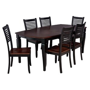 Victoria 7 Piece Dining Set by TTP Furnish