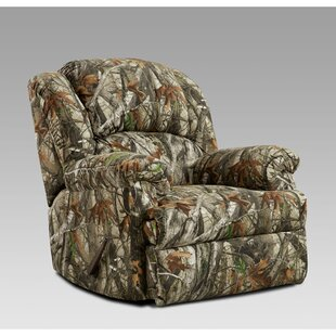 Poteat Manual Rocker Recliner Loon Peak