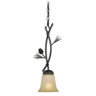 Millwood Pines Stricklin 1-Light Cone Pen..