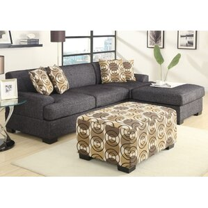 Arroyo Reversible Sectional Collection by A&..