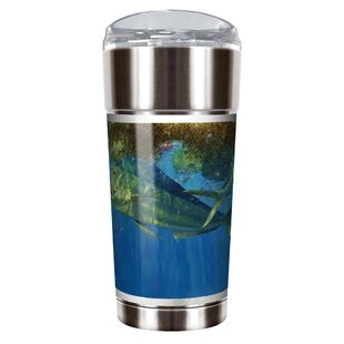 Mark Susinno's Dorado 24 oz. Stainless Steel Travel Tumbler