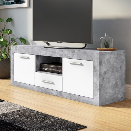 """Pastore TV Stand for TVs up to 75"""" Mercury Row"""