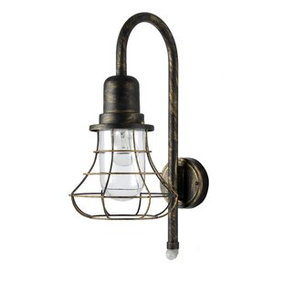 Borne Outdoor Wall Lantern With Motion Sensor By Sol 72 Outdoor