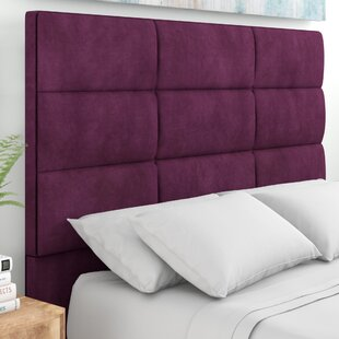 Premium Broughton Upholstered Headboard By Ebern Designs