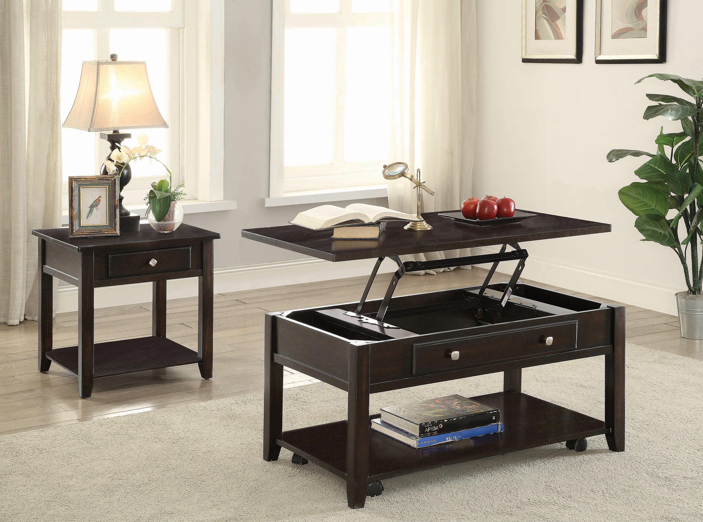 Red Barrel Studio Baylis 2 Piece Coffee Table Set Wayfair