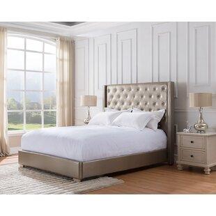 Mohammad Upholstered Standard Bed
