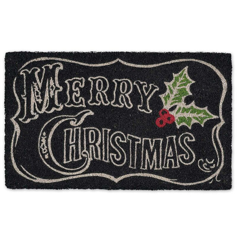 Reeves Merry Christmas Doormat