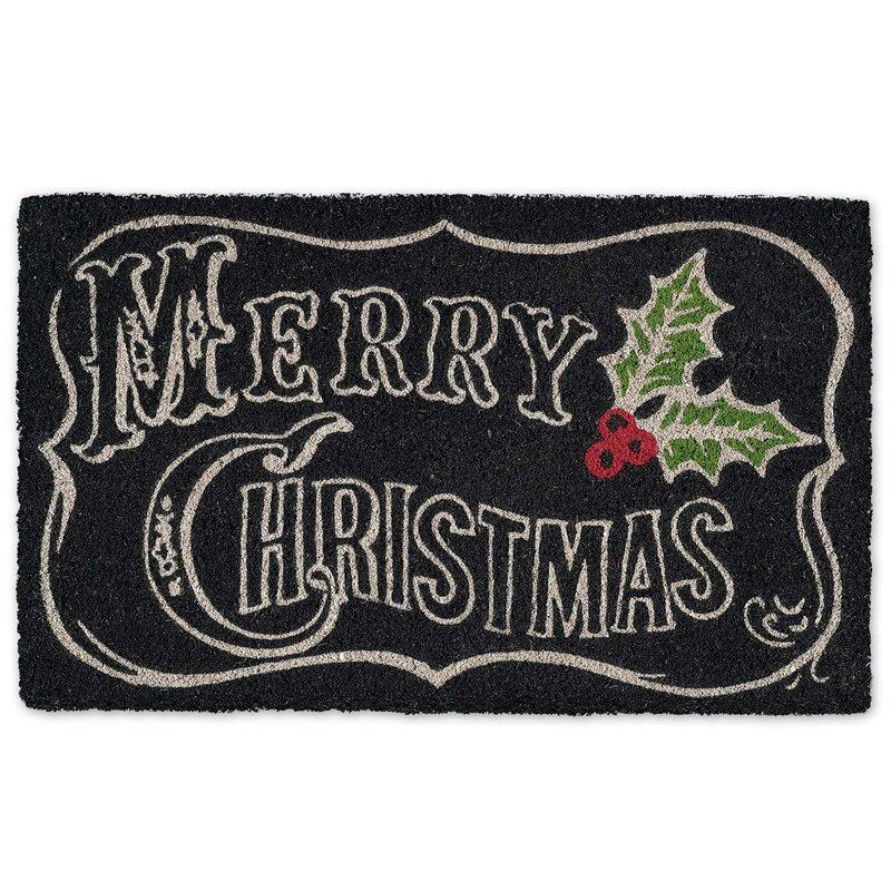 Reeves Merry Christmas Doormat
