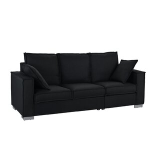 Cary Modern Fabric Sofa