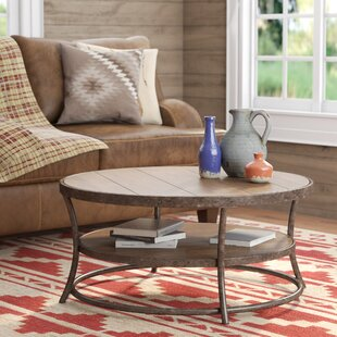 Round Coffee Tables You\'ll Love | Wayfair
