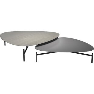 Finsbury High Coffee Table by Modloft Black