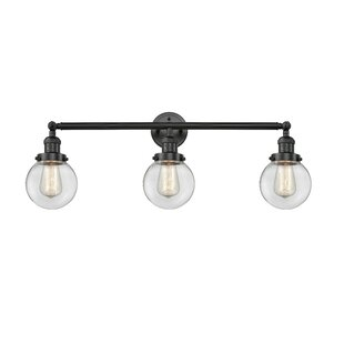Breakwater Bay Jackeline 3-Light Vanity Light