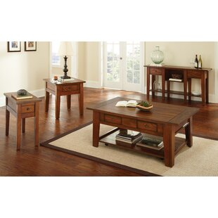 Oak Coffee Table Sets Youll Love Wayfair - Wayfair oak coffee table