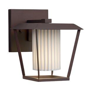Savings Darrien 1-Light Outdoor Sconce By Brayden Studio