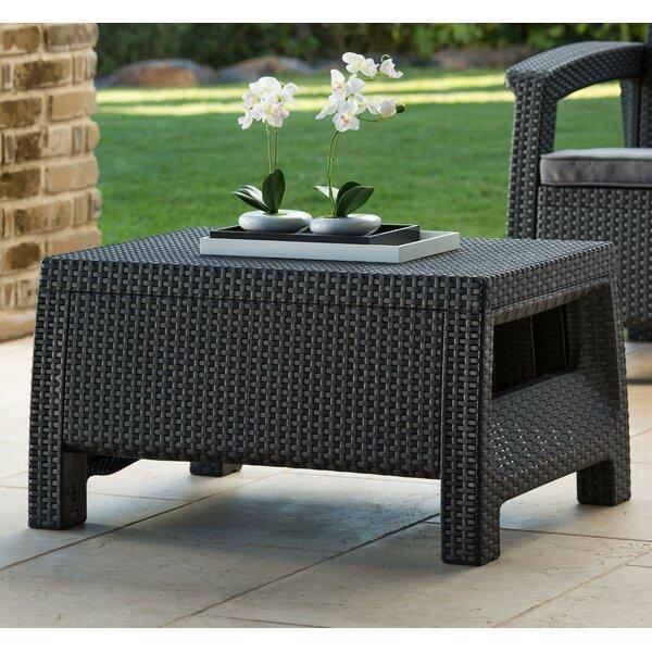 Mercury Row Berard All Weather Outdoor Coffee Table U0026 Reviews | Wayfair