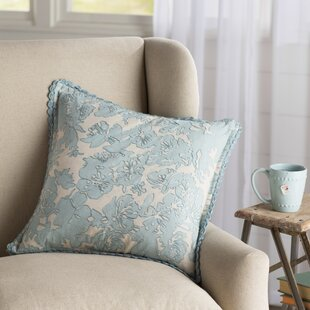 Olga Linen Throw Pillow
