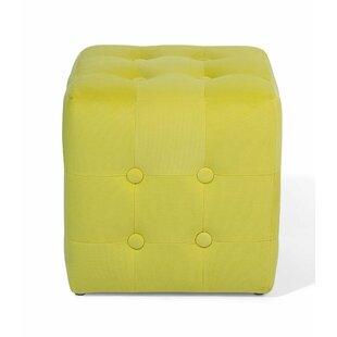 Hulse Tufted Pouf by Ebern Designs