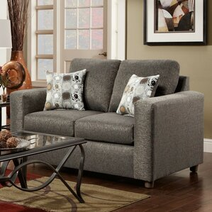 Broward Loveseat by Latitu..