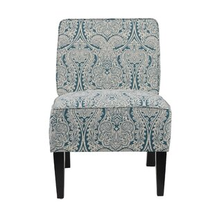 Bungalow Rose Burling Slipper Chair