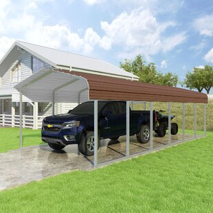 Classic 12 Ft. x 29 Ft. Canopy by Versatube Building Systems