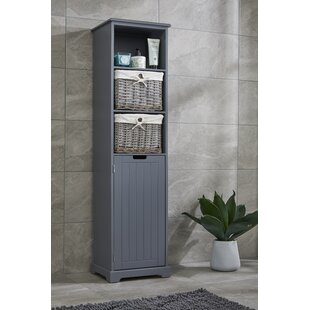 Brambly Cottage Tall Bathroom Cabinets