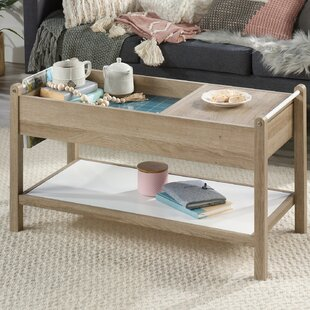 Lamartine Coffee Table by Wrought Studio