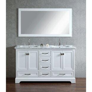 Save To Idea Board. Willa Arlo Interiors. Stian Double Sink Bathroom Vanity  Set